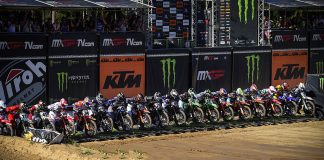 Mxgp Set To Make A Return With Triple-header In Latvia