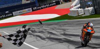 Martin Takes First Moto2 Win In Spielberg Sprint