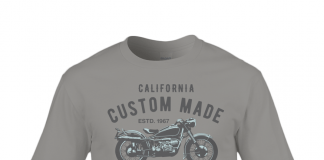 New Products Added To Biker T-shirt Shop – Custom Made