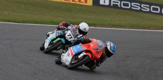 O'gorman Wins Three-rider Photo Finish By Just 0.002 In Race 2