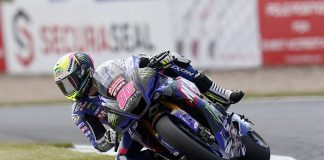 Ohalloran Heads The Field By 0.019s At Donington Park