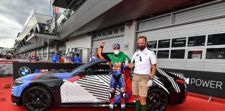 Oliveira Wins Stunning Bmw M4 Coupe With Victory In Styria