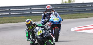 Petersen Takes Stock 1000, Escalante Continues To Roll In Supersport