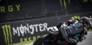 Quartararo And Morbidelli Lead A Top Four Split By Just A Tenth On Friday