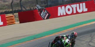 Rea Resists Davies Pressure For Aragon Race 2 Victory