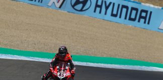 Redding Powers To Second Victory; Rea Only Sixth