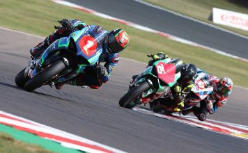 Reigning Ducati Cup Champion Josh Day Scores His First Double