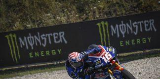 Roberts Strikes Back For Pole In Brno