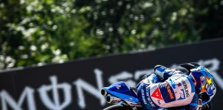 Rodrigo Rules The Friday Roost In Moto3