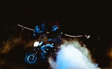 Zero Powers Midnight Mile – The British All-electric Motorcycle Race