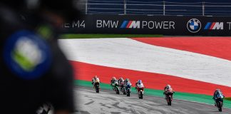 Vietti Takes First Victory In Another Spielberg Stunner