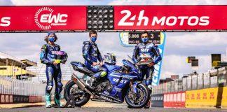Yart Yamaha On Pole At The 24 Heures Motos