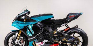 Yme And Yart Gytr Pro Shop Unveil Official Petronas Yamaha Replica R1