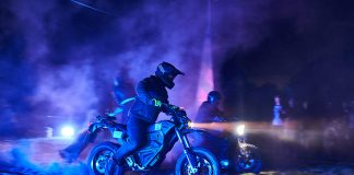 Zero Motorcycles Rock The Malle Mile