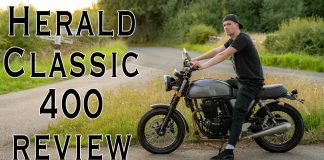 Herald Classic 400 Review