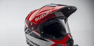 Test Ride New V-strom 1050 For Chance To Win Arai Tour-x4 Helmet