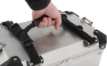 Wunderlich Can Handle Metal Panniers