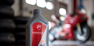Shell And Ducati Deepen Technical Partnership