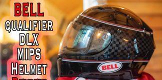 Bell Qualifier Dlx Mips Street Motorcycle Helmet Review
