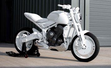 New Triumph Trident 'design Prototype'