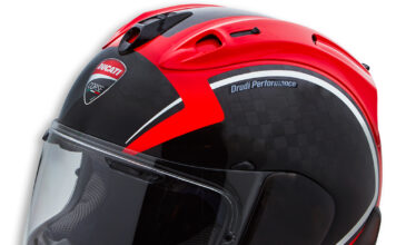 Warranty Extended To 5 Years On All Ducati By Arai Helmets In The Collection