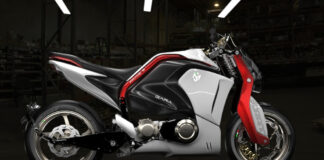 Soriano Motori Launches Revolutionary Ev Motorcycle