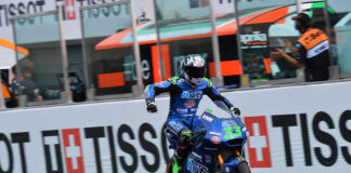Bastianini Bolts Through The Chaos To Get Back On Top