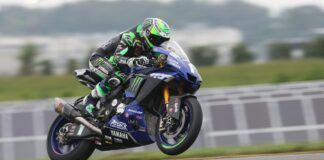 Beaubier Fastest On Friday At Njmp