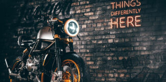 Britain's Brand New Motorcycle Company, Langen, Launches The Two Stroke