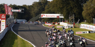 Brookes Back In Business To Deny O'halloran Hat Trick Of Oulton Park Wins