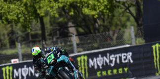 Morbidelli Takes Magnificent Maiden Pole Ahead Of Quartararo And Rossi