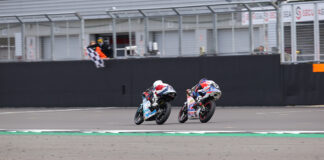 Farrer Wins A Tale Of Two Duels In Race 1 At Silverstone