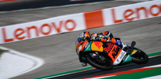 Fernandez Fastest Out The Blocks At Misano