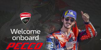 Francesco Bagnaia Joins Jack Miller In The Ducati Team For The 2021 Season