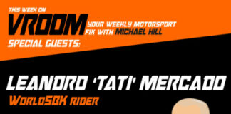 Vroom – Your Motorsport Fix, Episode 12 – Leandro 'tati' Mercado, Kyle Ryde