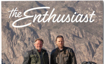 Harley-davidson Re-launches The Enthusiast Magazine