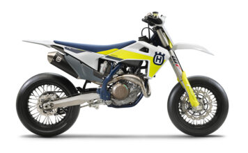 Husqvarna Motorcycles Launches Competition Focused 2021 Fs 450