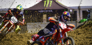 Herlings And Renaux Take To The Top Step Of The Podium At The Mxgp Of Italy