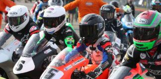 Honda British Talent Cup Ready To Take On Donington