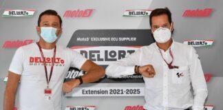 Dell'orto To Continue As Exclusive Moto3™ Ecu Supplier Until 2025