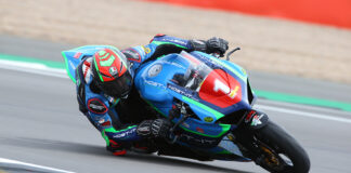 Josh Day Takes His 5th Consecutive Ducati Cup Win At Silverstone