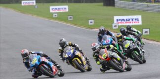 Kelly Back On Top; Landers Absolutely Perfect At Njmp