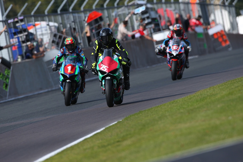 Levi Day Does The Double To Celebrate His Birthday In Style At Oulton Park