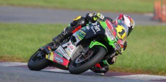 Landers Can Wrap It Up This Weekend At Barber Motorsports Park