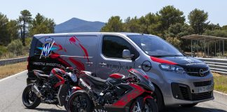 Mv Agusta Freestyle Division's Extreme Riding