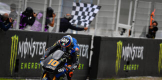 Marini Fends Off Lowes To Extend His Championship Lead