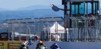 Nunez Wins Thrilling Worldssp300 Race 1 In Teruel