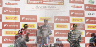 O'halloran Becomes The Eighth Wonder Of 2020 Bennetts Bsb With Oulton Park Win