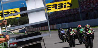 Okaya Secures Sensational Historic Victory In Chaotic Worldssp300 Race 2