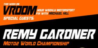 Vroom – Your Motorsport Fix, Episode 14 – Remy Gardner, Tom Booth-amos